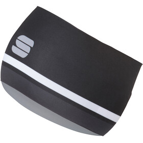 Sportful Diva Headband Black/Dark Grey/White